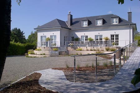 Gîte de luxe au coeur de l' Ardenne - Libin