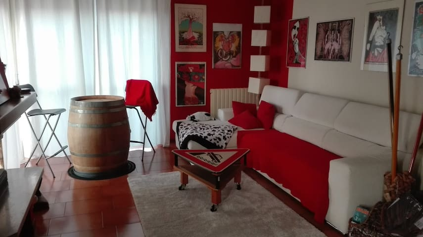 The Barrel - Inzago - Appartement