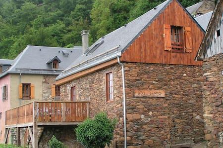 Gite Pyrénées proche Luchon vue imprenable(5 pers) - Cazaux-Layrisse - ที่พักธรรมชาติ