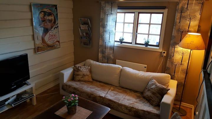 Cozy cottage near lake Vättern