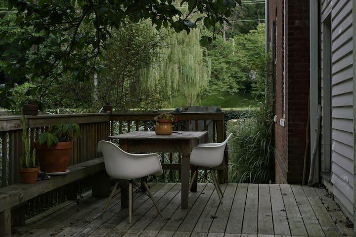 Unique Country Apartment
