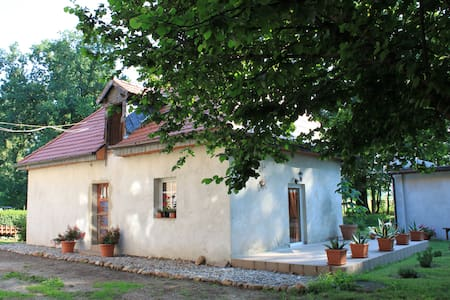 Pałac Heymanna - Stara Kuchnia - Ścibórz