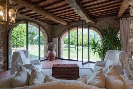 Luxury Villa in the very heart of Chianti - San Casciano