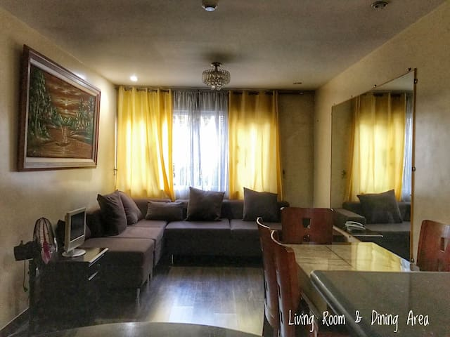 Condo For rent at Baguio Burnham Suites