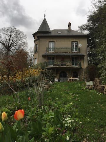Accueil maison de caractere - Montmorency - Дом