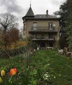 Accueil maison de caractere - Montmorency - Talo
