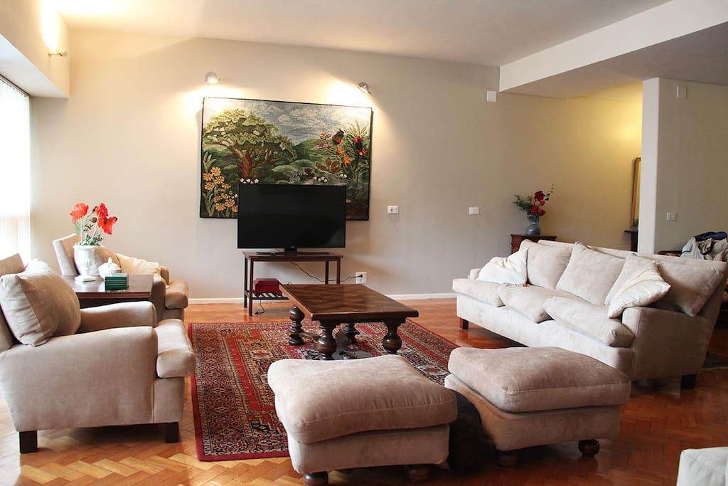 Sala de estar/ Living room