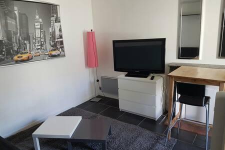 Studio fonctionnel et moderne - Pont-de-Ruan