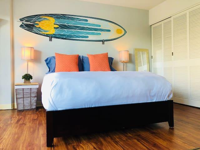 HOTEL STYLE  ELEGANT ONE BEDROOM