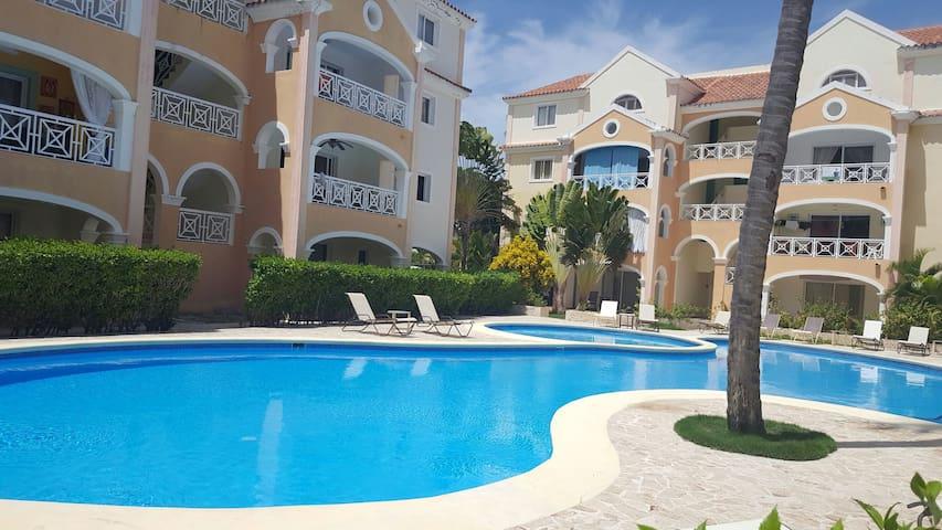 Vacation Dreams & Fun In Punta Cana / Bávaro - Punta Cana - Apartamento
