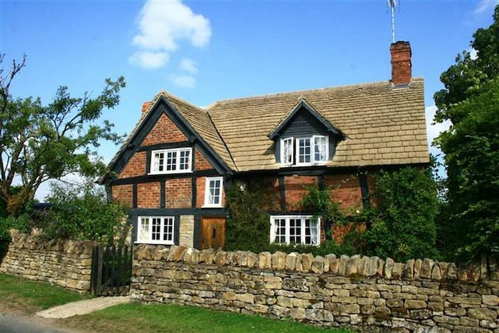 The Old Forge, Great Washbourne. - Great Washbourne - House