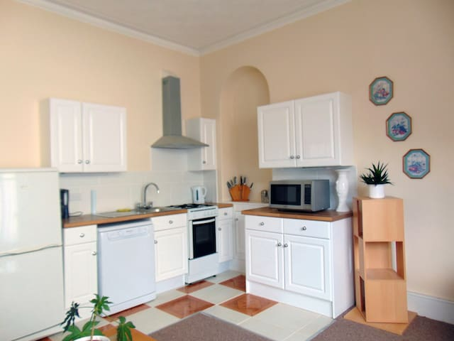 Peaceful, close to shops, seaside and harbour - Ilfracombe - Appartement