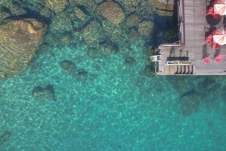 Pousada Convés Ilha Grande - Angra dos Reis - Inap sarapan