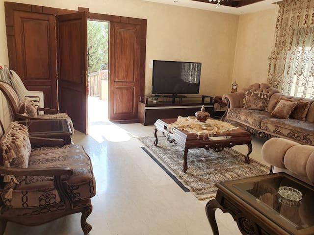 Khalda's Apartment