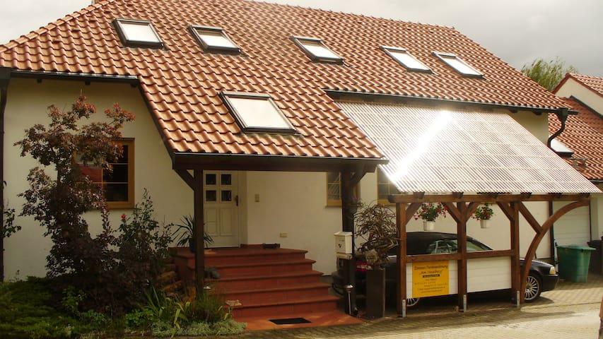 Urlaub im Leipziger Land - Naunhof - Apartment