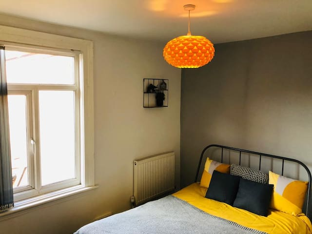 Cosy Deluxe Double Room-Airport/NEC/Solihull near