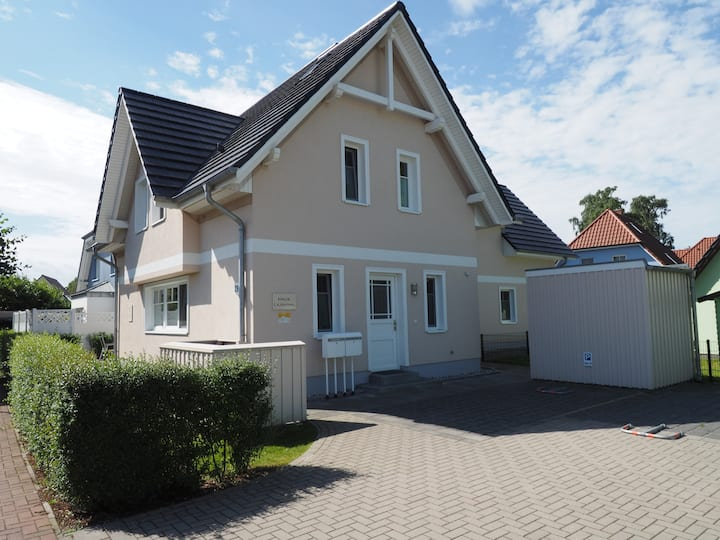 Haus Lilienthal, excl. DHH für 6 Pers. in Zingst