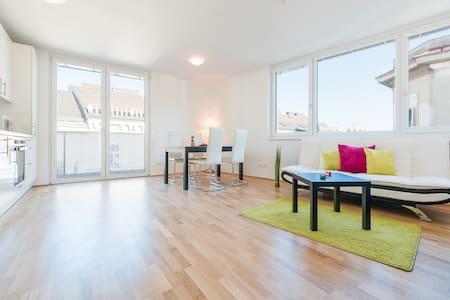 1 Bedroom Apartment with Balcony - (32) - Vienna - Lakás