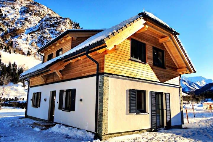 Modern Chalet in Stadl an der Mur Styria near Ski Area