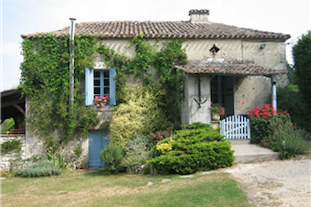Traditional Gite with Pool 2-5 + - Saint-Capraise-d'Eymet