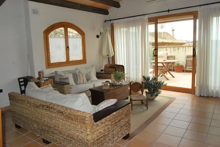 Apartamento rural Ca l'Emilia