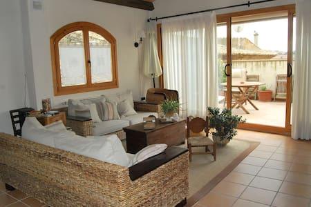 Apartamento rural Ca l'Emilia - Sedó - Lejlighed