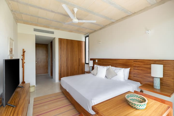 Splendid suite 6 with pool in the heart of Cancun