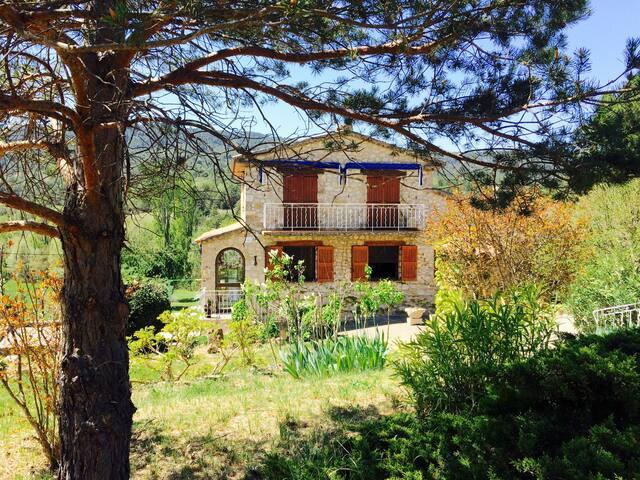 Lou Bastidoun - Maison familiale - Moustiers-Sainte-Marie - Dom