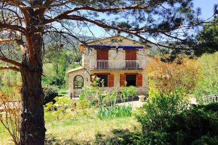 Lou Bastidoun - Maison familiale - Moustiers-Sainte-Marie
