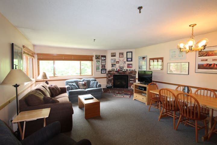 Two Bedroom Ski in Ski out NP 2-103