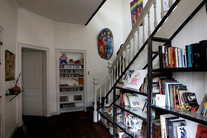 Chambre privative dans maison centre ville. - Limoges