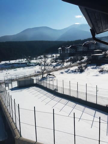 Bansko 1 bed apartment sleeps 4