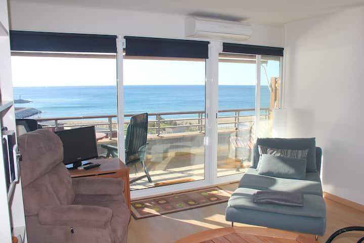 Apartamento con las mejores vistas al mar