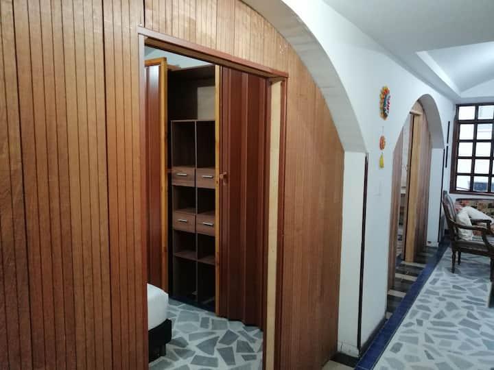 Apartamento para 2 a 4 personas buena ubicación