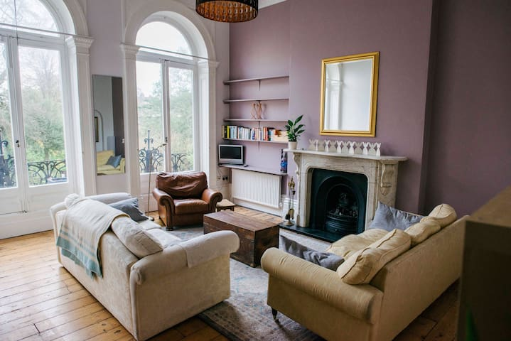 Beautiful flat in amazing location - Bristol - Daire