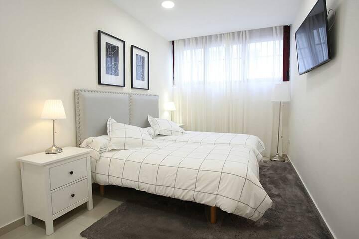 Apartamento nuevo en zona Chamberí centro