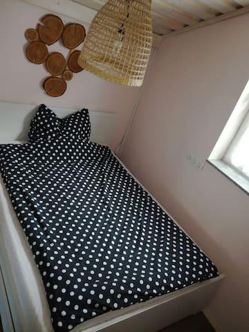 Euer Bett wird natürlich frisch für euch bezogen