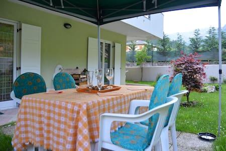 App.to tranquillo vicino al lago - Caldonazzo - Wohnung
