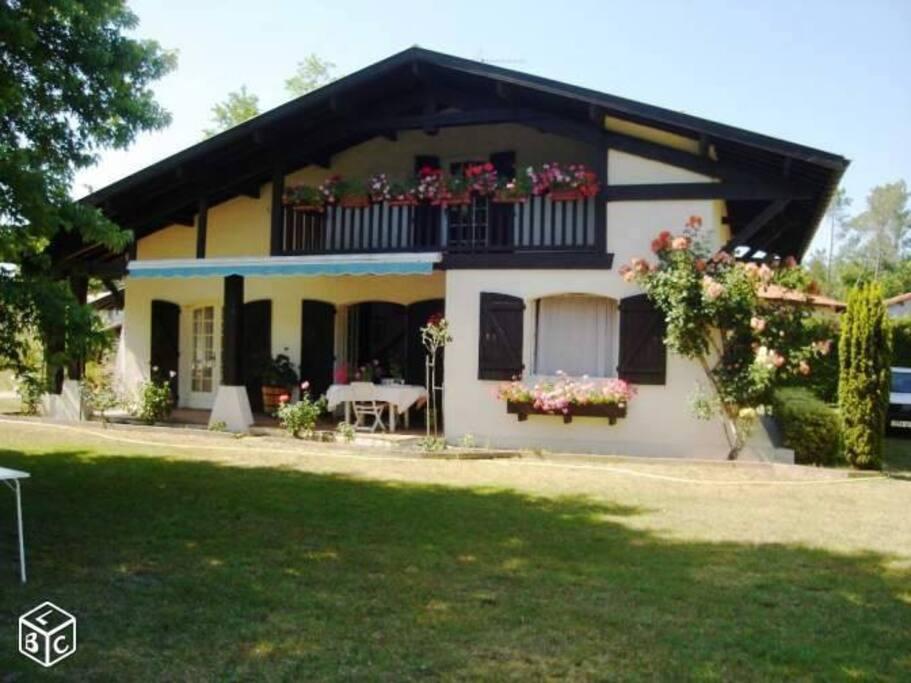 Bienvenue chez nous labouheyre guest houses louer - Chambre d hote dans l oise bienvenue chez nous ...