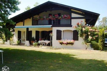 Bienvenue Chez Nous à Labouheyre - Labouheyre - Rumah Tamu