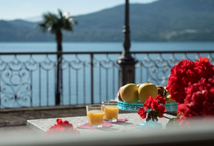 Bed and Breakfast Lago Maggiore - Gonte - Inap sarapan
