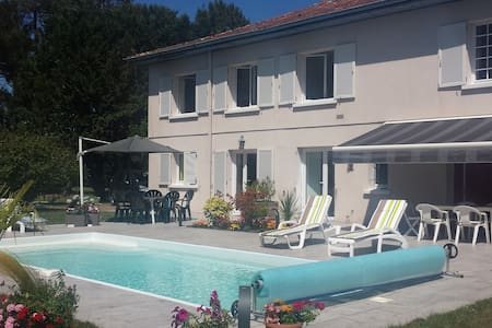 Domaine d'Ollajo, à St Paul les Dax - Saint-Paul-lès-Dax - Konukevi