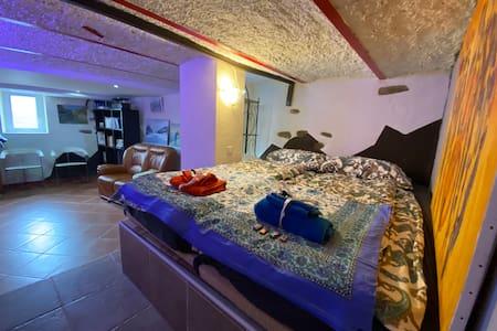 Apartamento romantico Vernate.