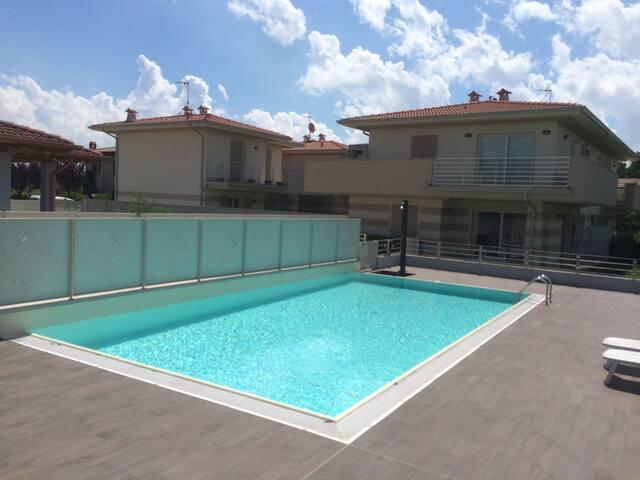 Nuovissimo Residence con Piscina - Raffa - Appartement