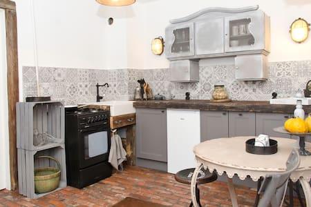 odrębny apartament w stylu loft-Loft type interior - Legionowo
