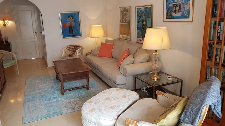 El Refugio - A perfect stay in a lovely apartment!