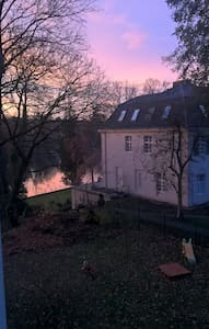 Green, nicely situated flat at Wannsee - Berlin - Apartment