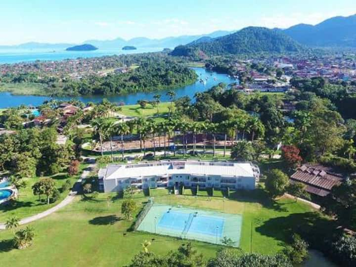 Flat Livyd Angra dos Reis - Hotel do Bosque