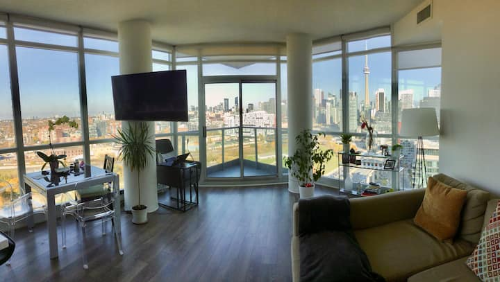 Entire Condo Stunning Skyline view