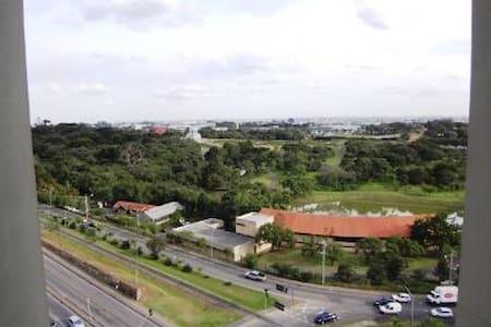 Uma janela para o Jardim Botânico - Curitiba - Apartamento
